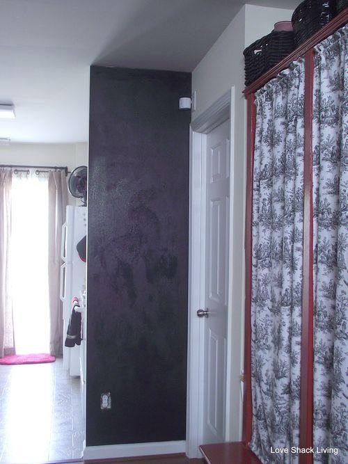 04. Chalkboard paint