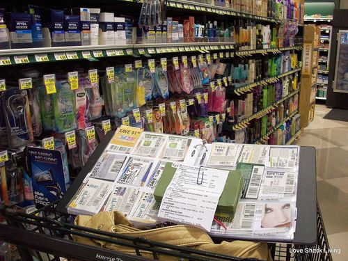 01. Coupons in the store