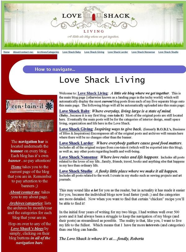 How to Navigate Blog