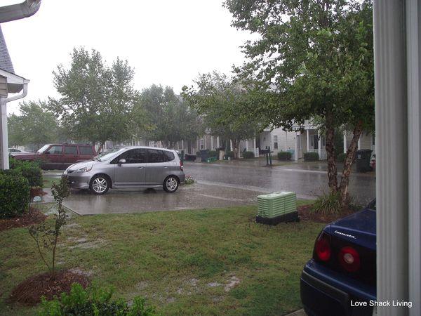 Loads of rain