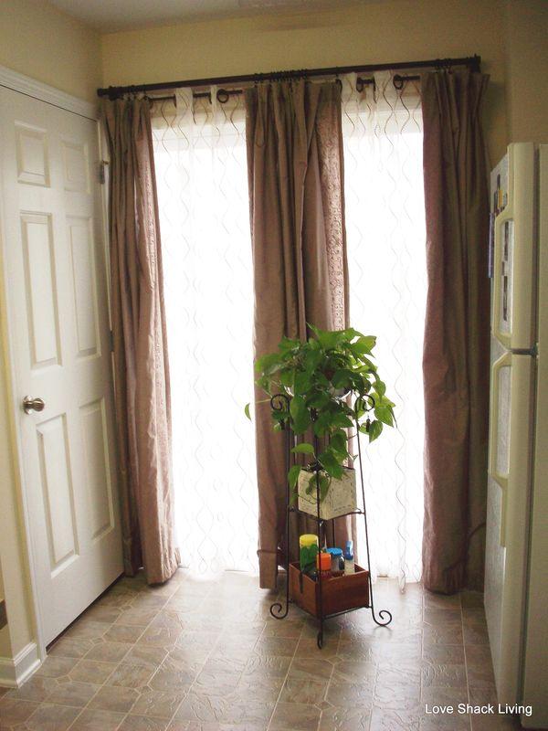 02. New Kitchen Curtains