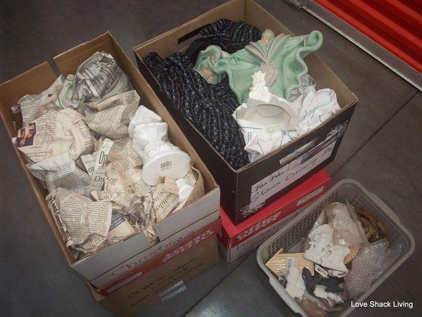 01. Five Boxes Cermaics