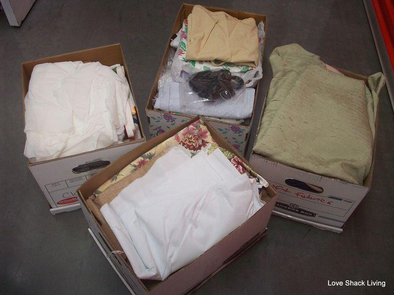 01. Four Boxes Fabrics