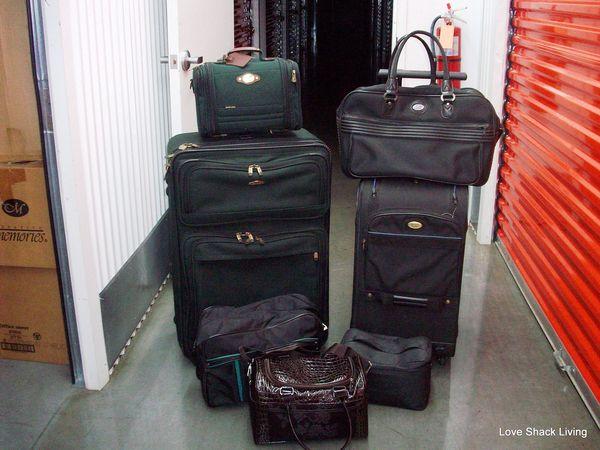 01. Suitcases