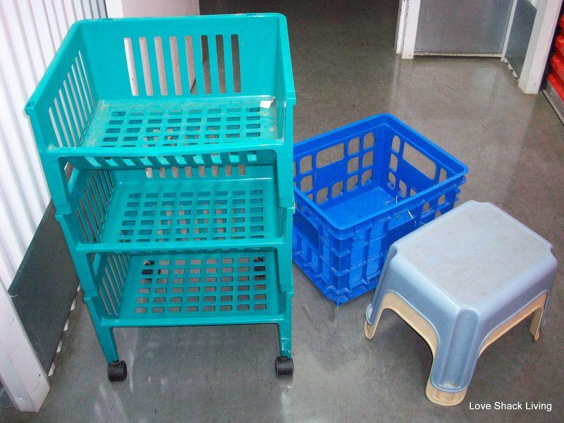 01. Plastic Storage
