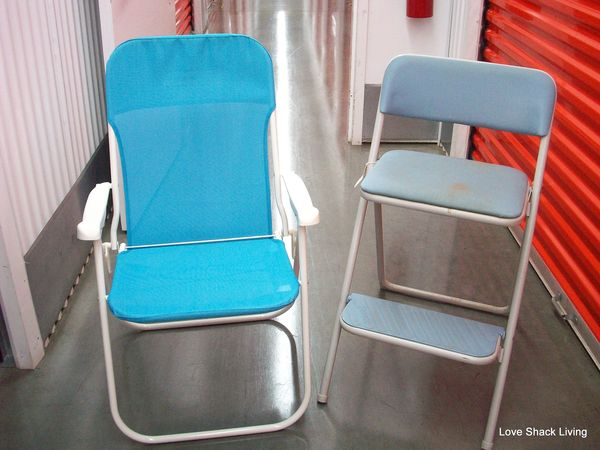 01. Folding Chairs