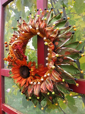 05. Sassafras Salvations wreath