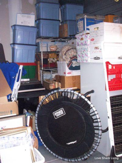 10. Storage  Unit Blocked XMAS Stuff