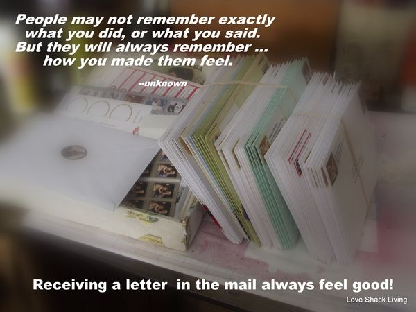 Batch of letters-1