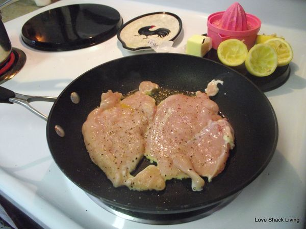 09. Add meat to skillet-001